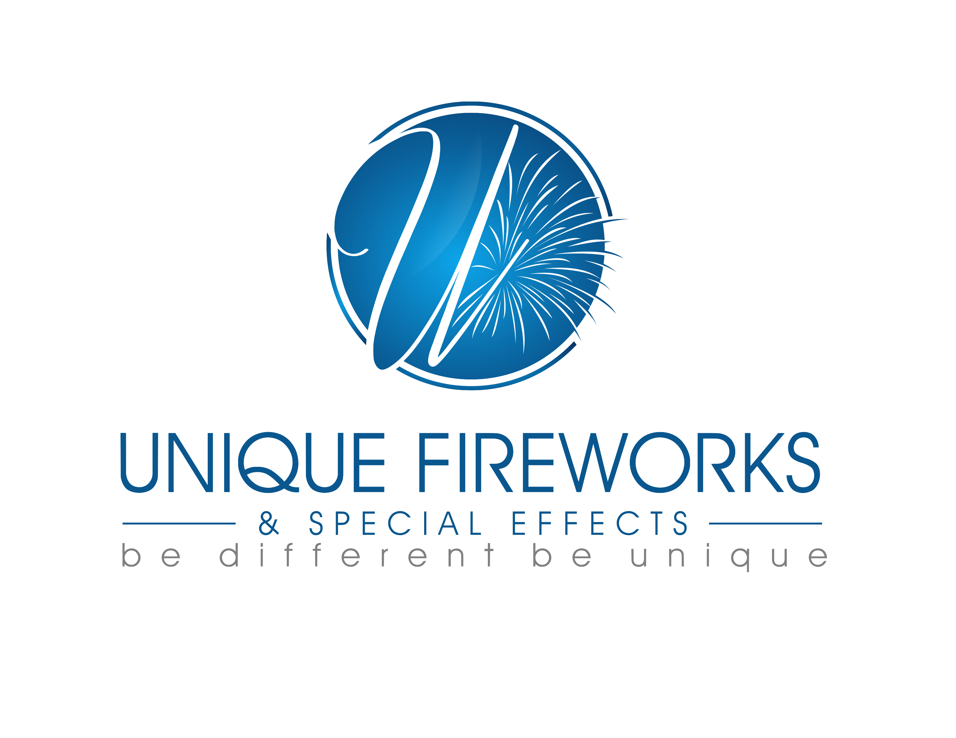Unique fireworks & special effects icon